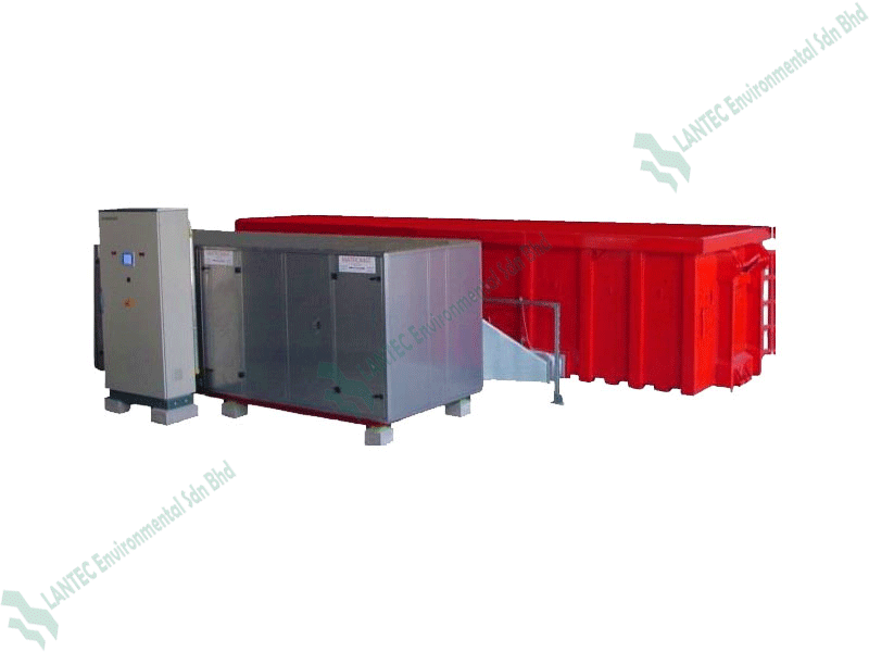 container dryer
